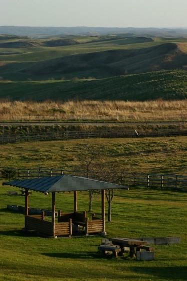 多和平展望台からの眺め1