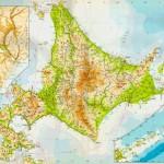 1983年の北海道地図は実は1971年の地図だった