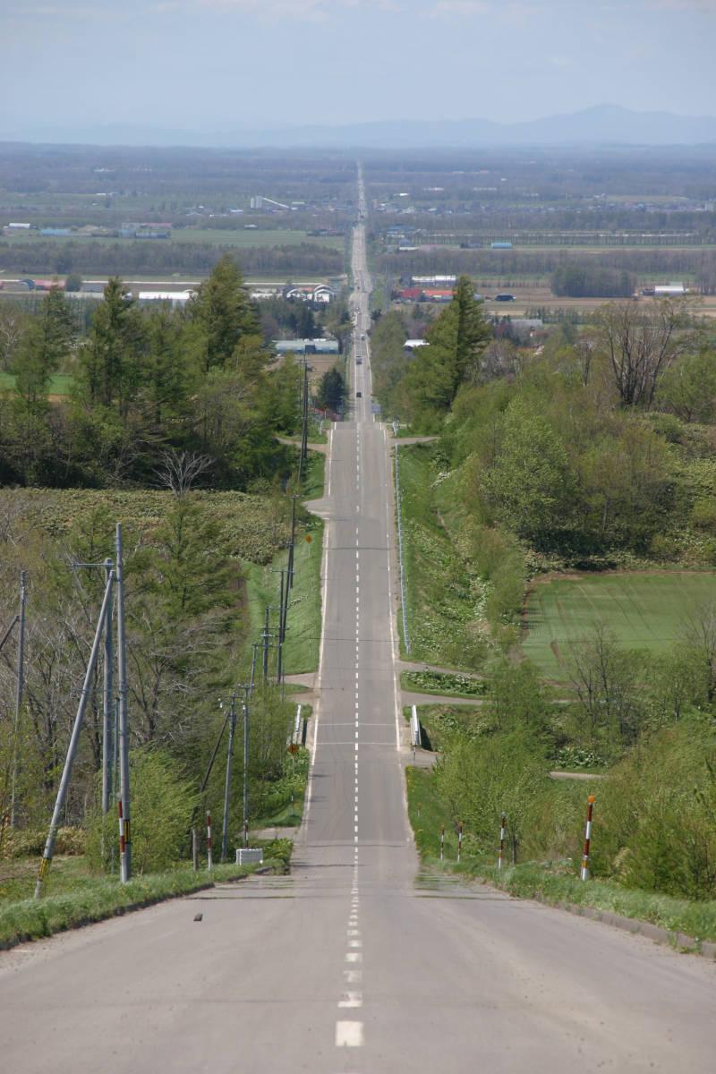 直線 日本 道路 長い 一 【走】 日本一の直線道路