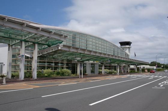 鳥取空港ターミナルビルの写真 Wikipediaより
