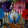 札幌 花手水レポート2021「花詣」。札幌諏訪神社に行ってきた